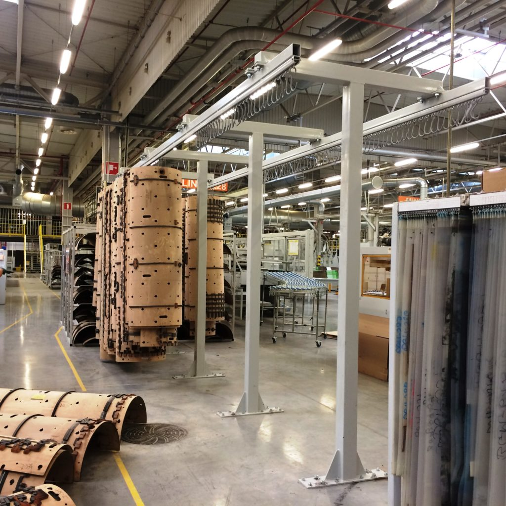 Services for the paper industry